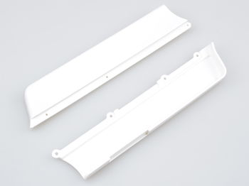 White Sideguards (YE, WE, BE) by JQRacing