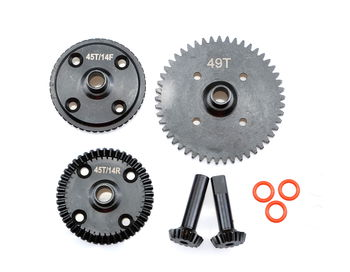 THE JQRacing Even Smoother Gearing Set