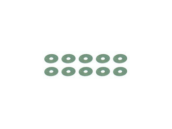 Shim 3.6x12x0.2mm (10pcs) by JQRacing