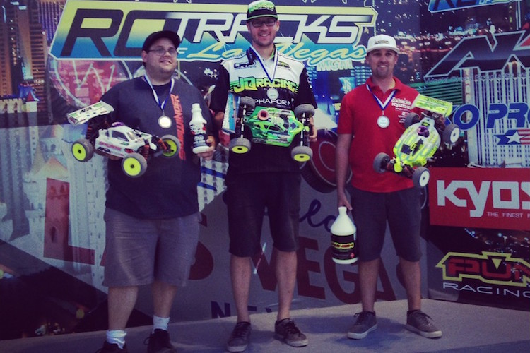 JQRacing gets 1st and 2nd at Silver State Warm Up!