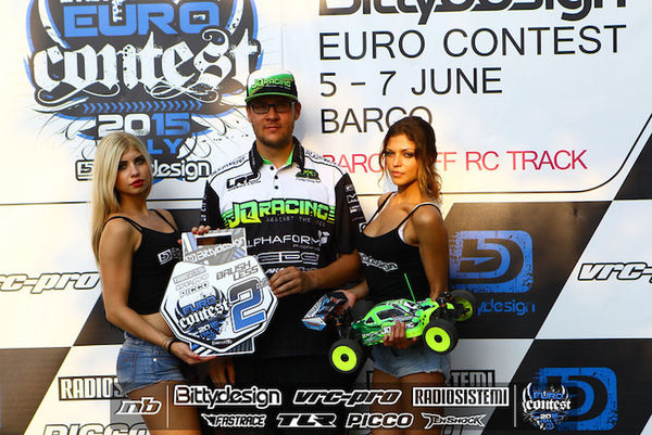 White Edition eCar Gets Podium at 2015 Euro Contest!