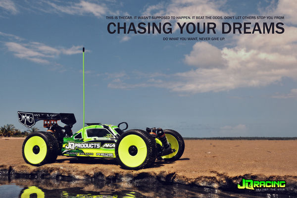 JQ Re-Branding, Re-Structuring and Assembling a Race Team