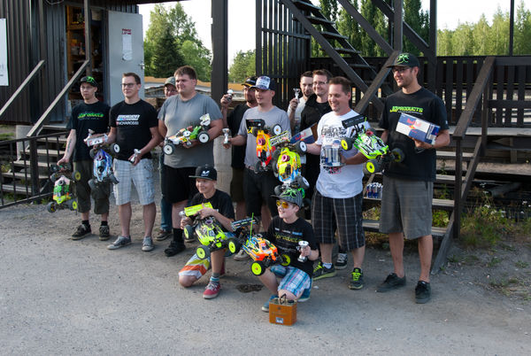 JQ TQs and Wins Finnish Nationals 2